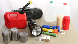 Storm Kit Equipment and Supplies